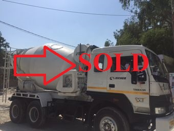 Transit Mixer Schwing {SOLD}