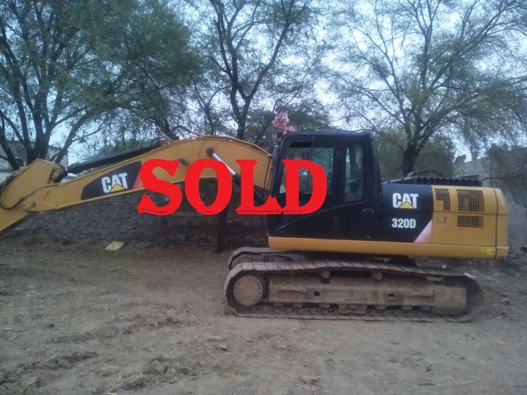 Excavator 320 D(SOLD)